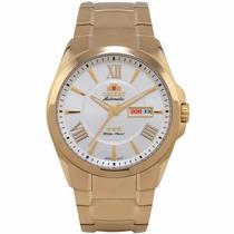 Relógio Masculino Orient Automático 469gp051 S3kx - Frete G.