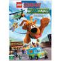 Lego Scooby-doo Hollywood Assombrada - Filme Original - Dvd