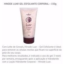 Hinode Luar Gel Esfoliante Corporal 150g