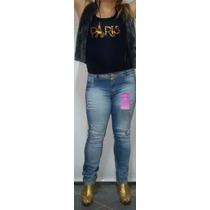 Calça Jeans Biotipo Melissa Tam 42 44 46