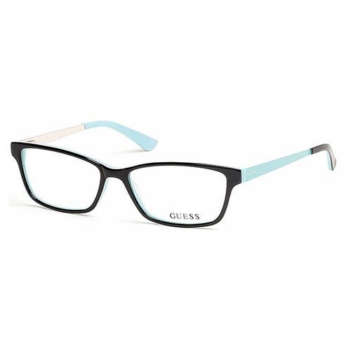 c193ecaae Armação De Óculos De Grau Guess Feminino - Gu2538 005