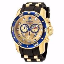 Relógio Invicta Pro Diver Scuba 6983a + Maleta 12 X Sem Juro