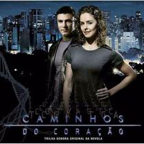 Cd/ Novela Caminhos Do Coração 2007 Record