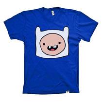 Camiseta Infantil Finn - Hora De Aventura