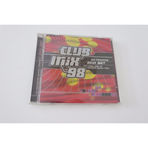 Cd Club Mix 98 Importado 24 Musicas