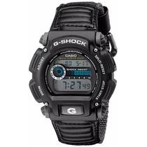 Relógio Casio G-shock Dw 9052v 1dr Pulseira Nylon Original