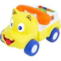 Brinquedo Infantil Telefone Didático É Facil Aprender