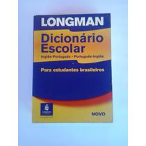 Livros Longman Dicionário Escolar: Inglês-português - V.v.