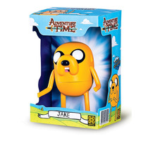 Brinquedo Boneco Adventure Time Jake Original Da Grow