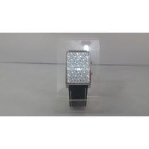 Relógio De Pulso Binário,leds,original,novo