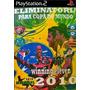 Ps2 - We10 - Eliminatórias Copa Do Mundo 2010 - Patch