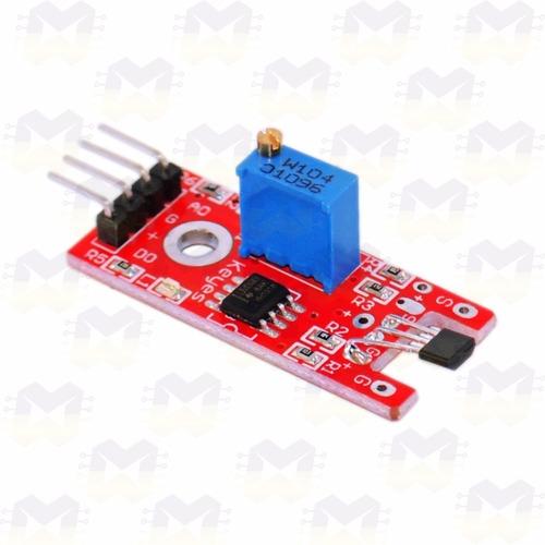 a0f5bf3373 Sensor Hall Magnético Rpm Ky-024 Arduino Esp8266