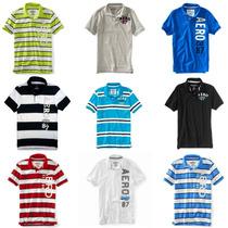 Camiseta Polo Aeropostale - 17 Cores - Pronta Entrega @@@