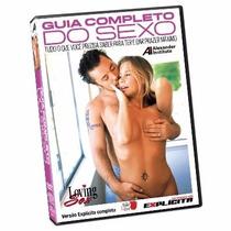 Filme Pornô - Dvd - Guia Completo Do Sexo - Prazer Ao Máximo