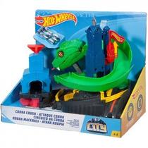 Pista Hot Wheels Ataque Da Cobra - Mattel