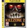 Killzone 2 Platinum Ps3 Mídia Física Lacrado Região2