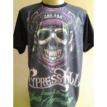 Camiseta Cypress Hill - Chicano Lowrider