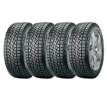 Jogo De 4 Pneus Pirelli Scorpion Atr 255/75r15 109s