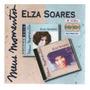 Cd - Elza Soares - Meus Momentos - Duplo E Lacrado Original
