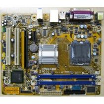 Placa Mãe Ipm41-d3 775,memória Até 8gb Ddr3, Até Quad