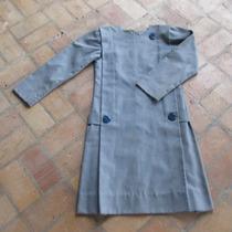 Vestido Alfaiataria Modelo Japones