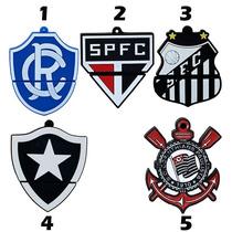 Pendrive 8gb Time Futebol Corinthians Botafogo Santos Remo