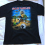 Camisa Iron Maiden The Final Frontier Brasil Tour Oficial