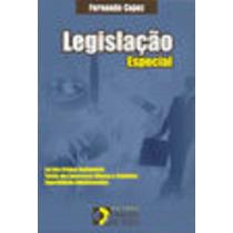 Livro Legislação Especial Feranndo Capez