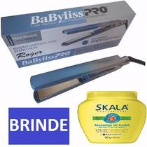Prancha Babyliss Original Recuse Imitação - Brinde 1kg 220v