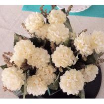 3 Buque Flores Artificiais Para Decoração Casamentos,festas