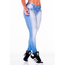 Calça Legging Fitness Leg Lipsoul Girls Panicat 2413