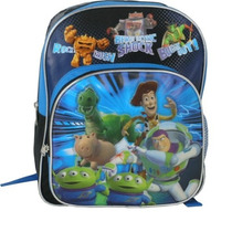 Mochila Escolar Peq Disney, Turma Toy Story 3 - 501273