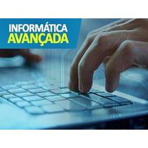 Curso Informática Avançada 320 H + Diploma Reconhecido Sedex