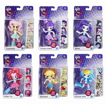 My Little Pony Equestria Girls Conjunto Mini Bonecas