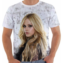 Camiseta Avril Lavigne 2