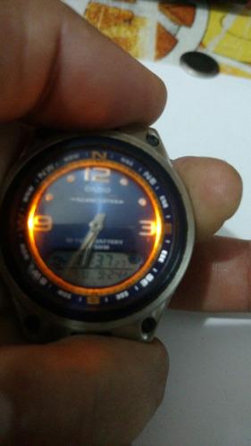 111a42438fb Relógio Casio Aw- 32 Sucata Frete Grátis