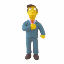 Boneco Novo The Simpsons Diretor Skinner Multikids