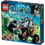 70004 Lego Chima Perseguidor Wakz