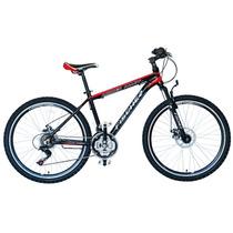 Bicicleta Runner Alloy Aro 26 Quadro Em Alumínio - Fischer