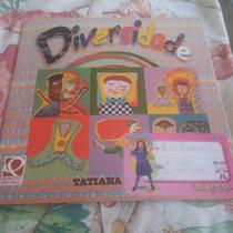 Livro Paradidatico Diversidade