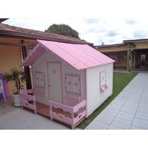 Projeto De Casinha De Boneca Rosa