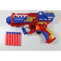 Arma Arminha Do Homem Aranha Brinquedo De Dando Super Heroes