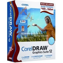 Corel Graphic Suite 12 Para Windows  De 32 E 64 Bits+brinde