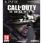 Jogo Novo Lacrado Call Of Duty Ghosts Para Playstation 3