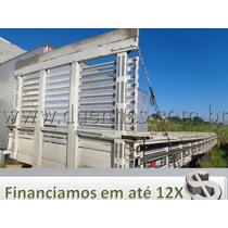 Carroceria Madeira 8,40 Mts P/ Caminhão Truck