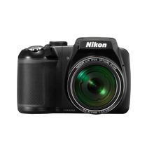 Nikon Câmera Digital Coolpixl315, 16mp,21x,hd,lcd 3 +brindes