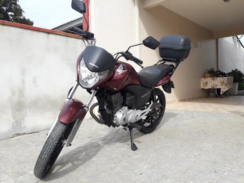 HONDA CG 150CC EX ANO 2011