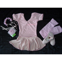 Kit Roupa Bale Completo
