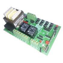 Central Placa Motor Portão Eletrônico Universal + Completa