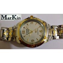 Relógio Pulso Masculino Resistente Água Qualidade Coss